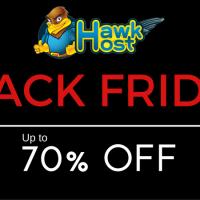 [Black Friday] Hawkhost discount 70% on all Hosting