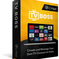 TV BOSS – Roku app that allow make money via Roku TV Ads