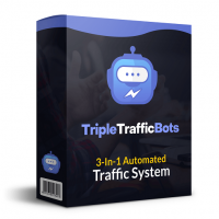Triple Traffic Bots Review – 3-In-1 Automated Traffic 'Triple Threat' System