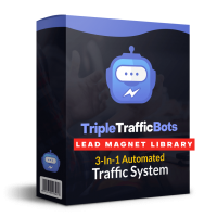 Triple Traffic Bots OTO – Triple Traffic Bots Coupon Code & Bonuses