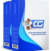 Content Gorilla Review – Content Gorilla Coupon Code + OTO