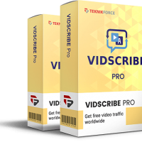 VidScribe AI Review – AI Powered Traffic Generating Software