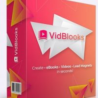 VidBlooks Review – Create Addictive eBooks Without Writing