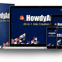 HowdyAds Review: OTO details & Coupon Code + Bonuses